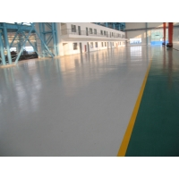 鑫得莱环氧树脂薄涂地板  东莞工业薄涂地坪漆