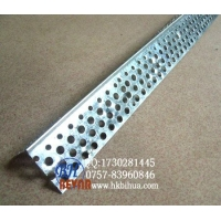 建筑装修工程收边条金属不锈钢修边条镀锌铁护角线BH8-2