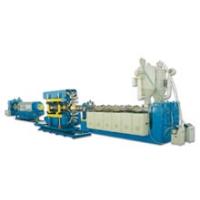 绿华塑料机械-双壁波纹管生产线