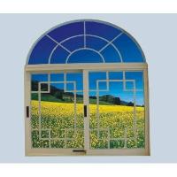 成都京成門窗-80推拉窗-塑鋼窗