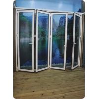 成都京成门窗-DV45折叠门-塑钢门