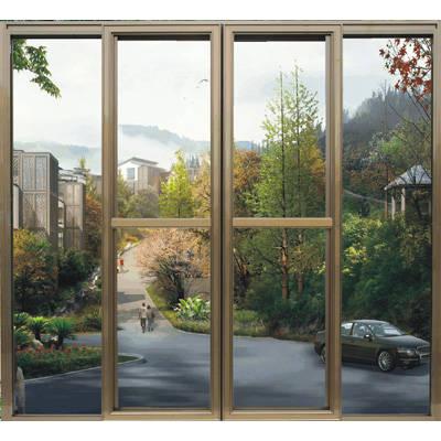 成都京成门窗-MT901推拉门-铝合金门窗