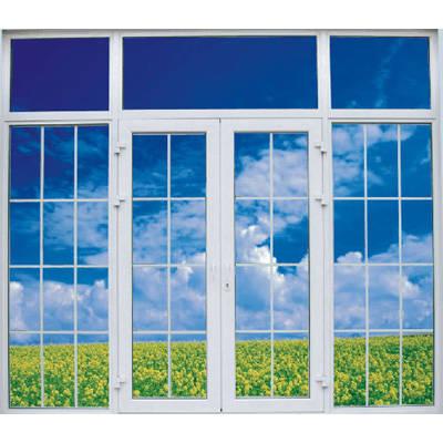 成都京成门窗-WTT63平开门-塑钢门窗