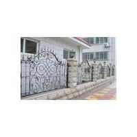 铸铁艺围墙、大门、篦子、井盖、灯杆等