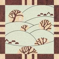 艺术拼花系列p1212-1(河北石家庄洁具|陶瓷|卫浴)