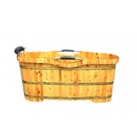 豪华全包边型泡澡桶 香柏木桶