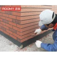 供应ROOMY洛美陶柔砖建筑施工案例S0507