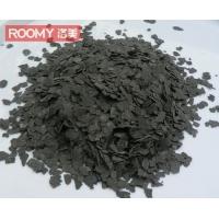厂家供应ROOMY洛美复合岩片|黑色岩片Y0601