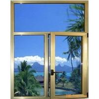 创江凤铝50型5MM单层白玻平开窗