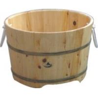 中国木桶唯一省级著名商标湖南省百山木桶 泡脚桶 洗脚桶 浴足