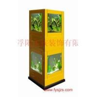 浮阳壁挂水族箱、生态水族箱为您打造现代、时尚、绿色生活!