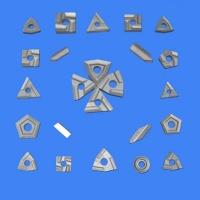 硬质合金YG3X  YG6/A408 A406型焊接刀片