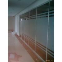 北京玻璃磨砂膜辦公室貼膜18810282252防撞條
