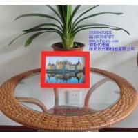 厂家批发 特价彩色5寸实木相框 可做照片墙相片墙