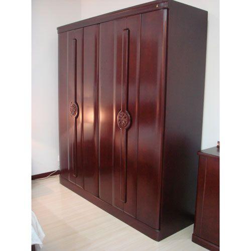 ��木衣柜