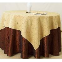 台布餐巾台裙椅套台垫台尼等高档酒店布草和各种纺织装饰面料