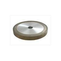 石英玻璃开槽后二次磨削加工的树脂金刚石砂轮