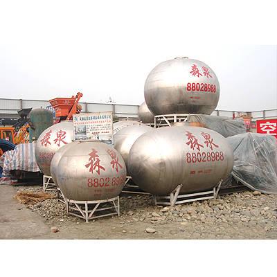 成都球形水箱�N售 球形水箱制作安�b