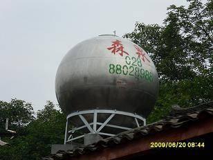 成都304不�P�家用球形水箱