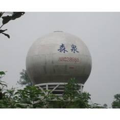 成都家用不�P�球形水箱
