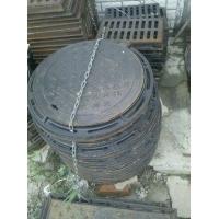 供应轻型中型重型天津球墨铸铁下水井盖批发价格