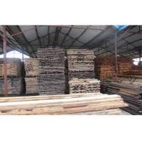俄罗斯进口樟子松原木烘干板材