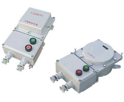 H BQC防爆磁力启动器 BQD防爆电磁启动器