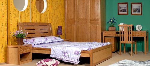 儿童床竹板竹方条图片