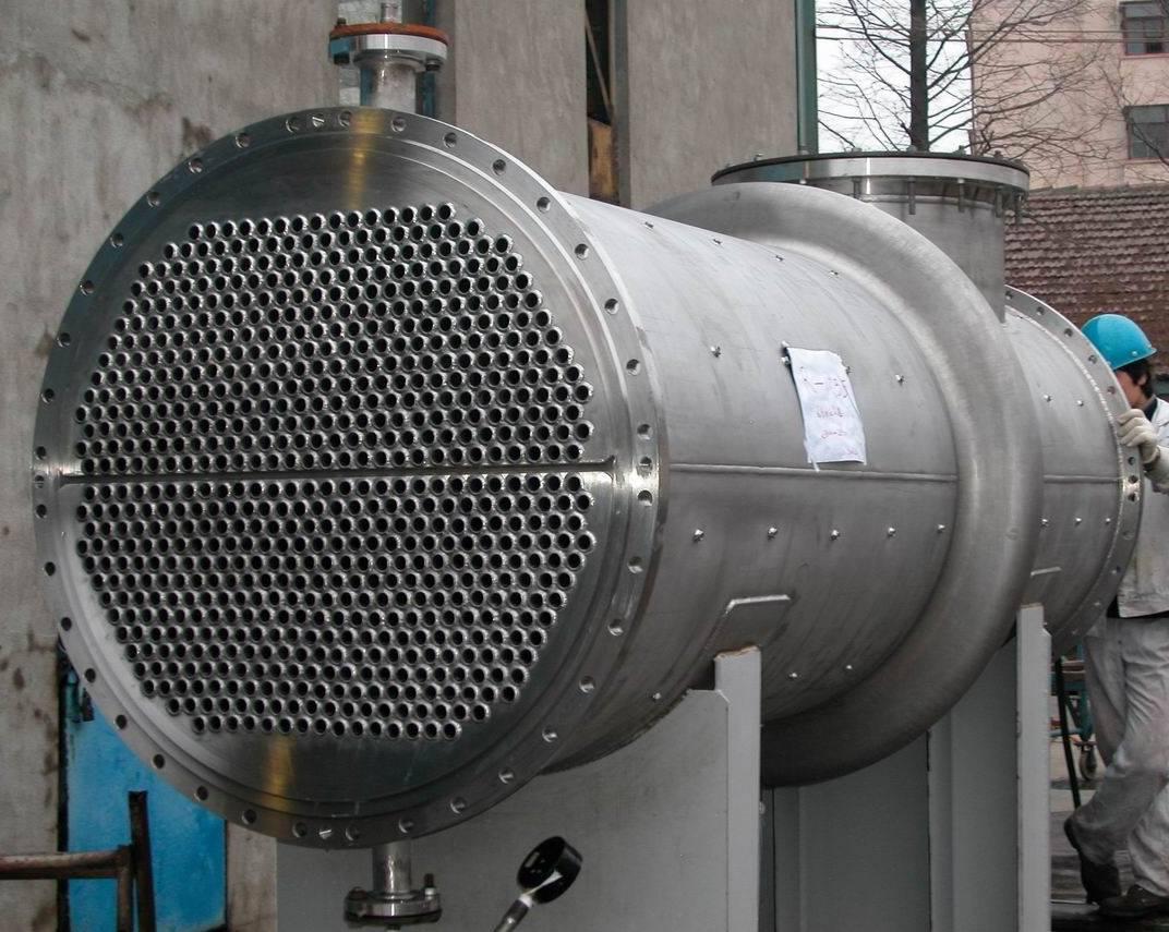 工業換熱器 郴州=板式換熱器保溫套=圖片