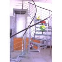 钢木楼梯-诗汇木业(广东广州钢木楼梯厂)