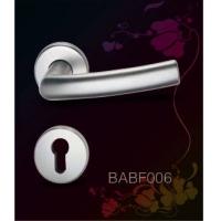 博玛执手门锁 铝分体执手锁 铝锁 机械门锁
