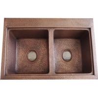 供应弘德铜盆  铜水槽1553-WA
