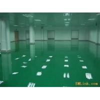 高级自流平树脂地坪-环氧防静电地坪