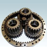 大宇挖掘机发动机配件-液压泵配件-行走马达总成-回转马达总成