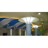 湖南家具展厅软膜|展会拉膜|展馆灯箱膜-软膜天花