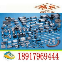BSC標準氣缸 A系列二聯件 4V系列線圈 CB雙耳環 FT