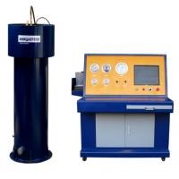钢瓶外测法水压试压机 气瓶检测线