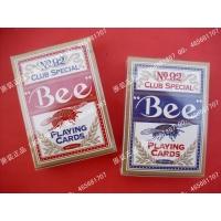 美国进口BEE NO.92G小蜜蜂扑克牌 原装正品92蜜蜂扑
