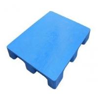 厂价直销印刷专用1008平板九脚塑料托盘