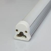 T5帶支架led日光燈管一體化串聯通電-朗特照明