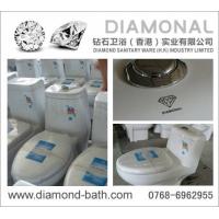 静音节水座便器—钻石卫浴(香港)实业有限公司