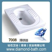 钻石品质-蹲便器7008
