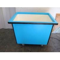 玻璃钢布草车(洗衣车)