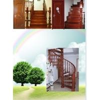 实木楼梯 木楼梯工程