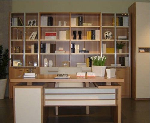 成功案例-书房