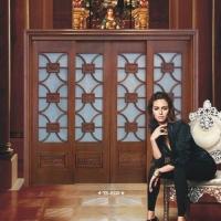 富豪木业-玻璃门
