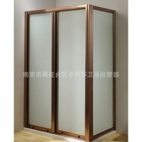 卡帝新品莎方形淋浴房-BT01