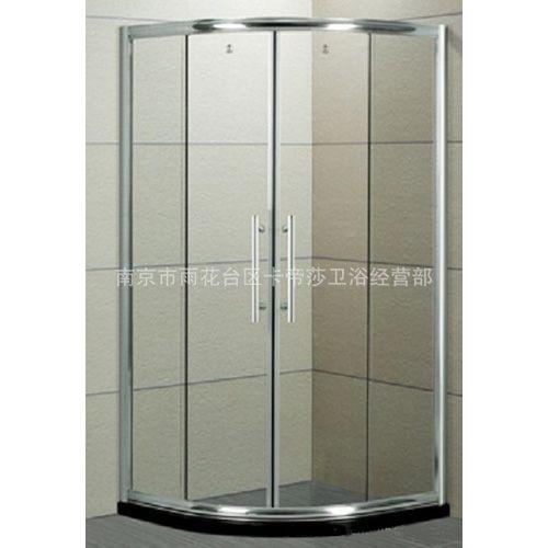 经典圆弧扇型淋浴房 卡帝莎淋浴房-淋浴房制造专家