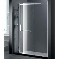 卡帝莎新品304不锈钢淋浴房隔断