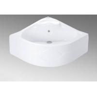 卡帝莎淋浴房-扇形高缸底盆